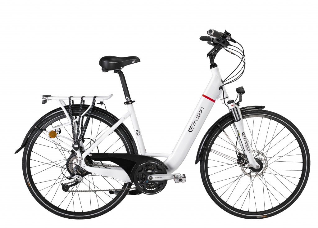Easy Motion E-Bike by BH
